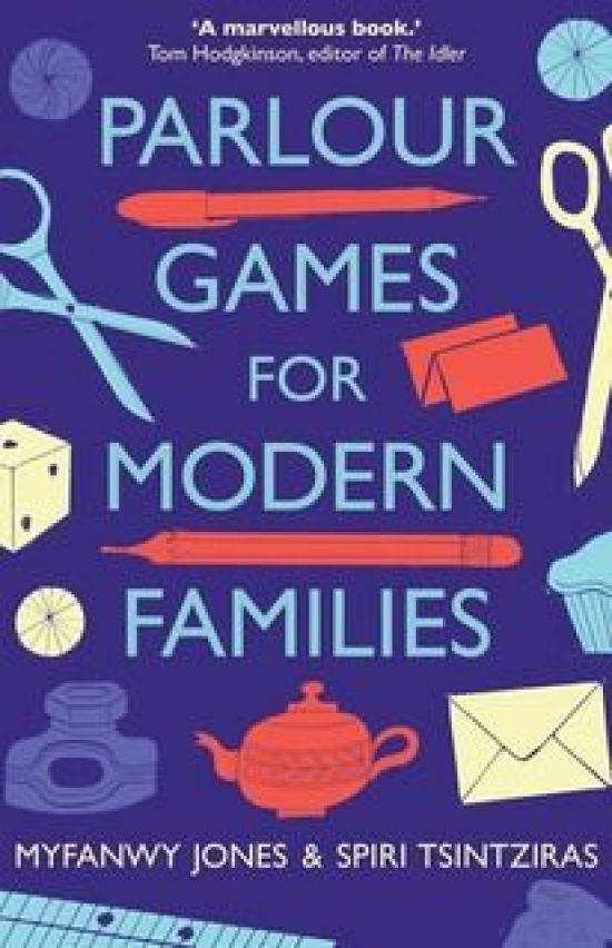 Jones Parlour Games for Modern Families NF