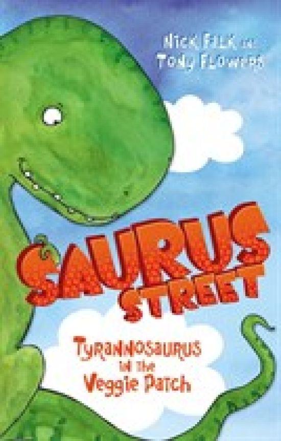 Saurus Street Tyrannosaurus