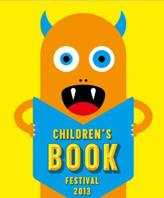 Join us at the Children's Book Festival: family day