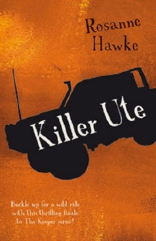 Killer Ute Reviewed in Magpies Magazine - New Books