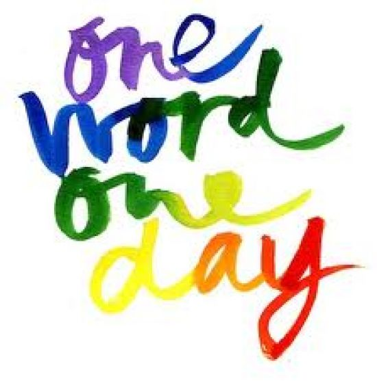 One Word One Day