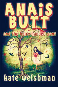 Anais Butt by Kate Welshman