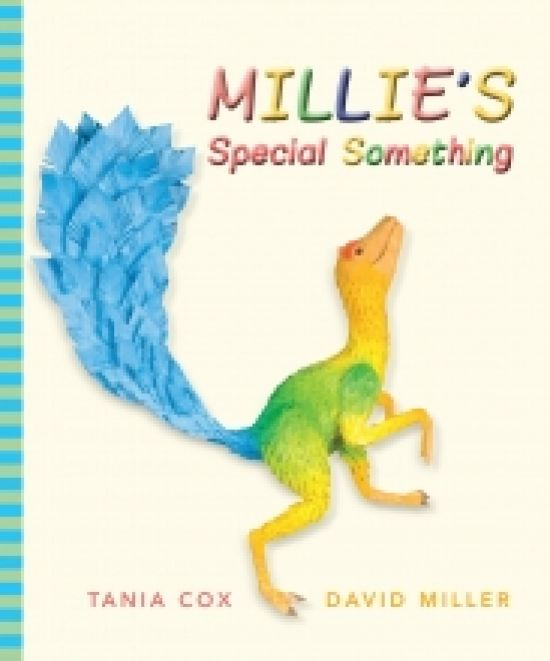"""""""Millie Special Something"""" exhibited at the Literature Centre"""