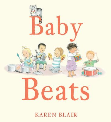 Baby Beats by Karen Blair (Walker Books Australia)