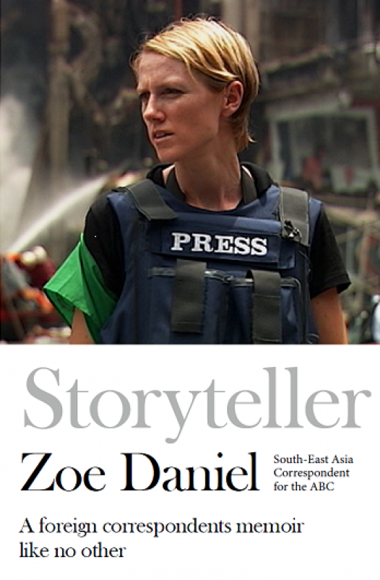 Storyteller Zoe Daniel: South-East Asia Correspondent for the ABC