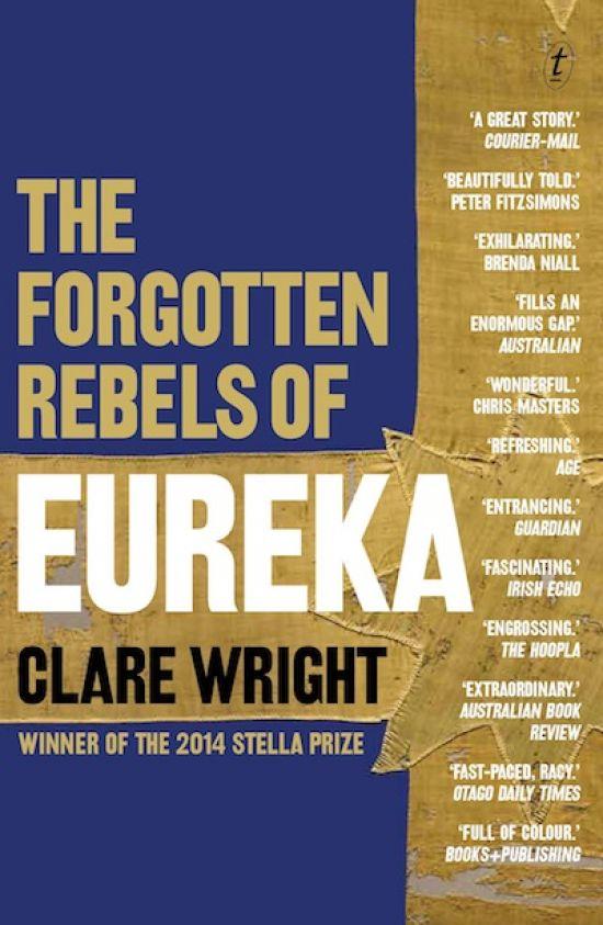 The Forgotten Rebels of Eureka - paperback