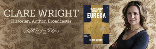 Clare Wright 2014 Stella Prize Winner - at Williamstown Literature Festival