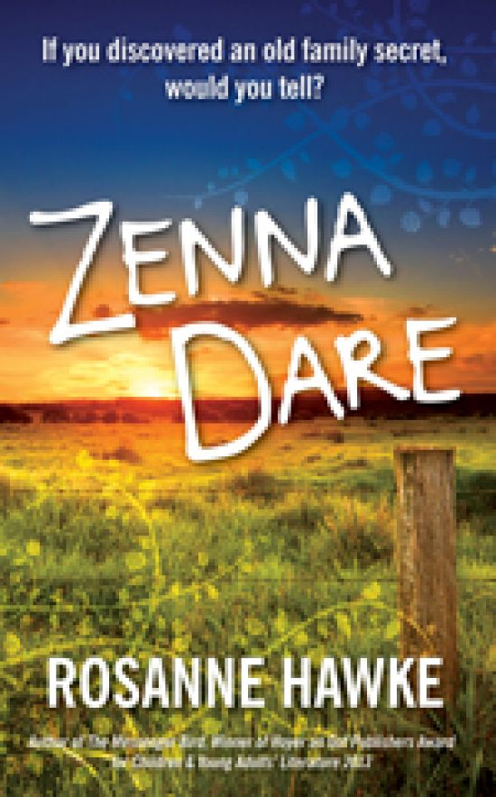 Rosanne Hawke, Zenna Dare, Rhiza Press