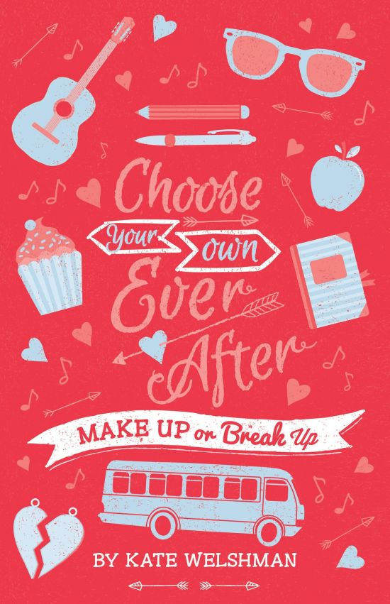 Choose Your Own Ever After: Make Up or Break Up