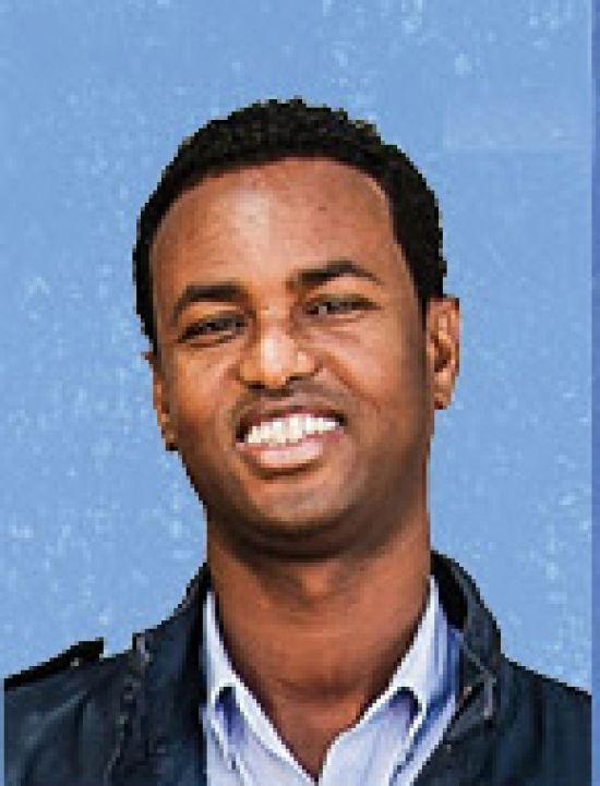 Abdi Aden author photograph