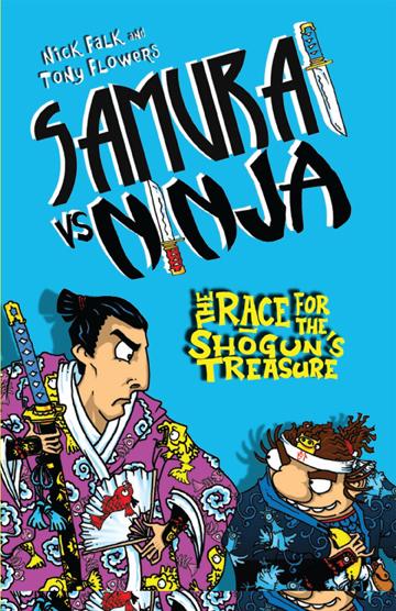 Samurai vs Ninja 2: The Race for the Shogun's Treasure