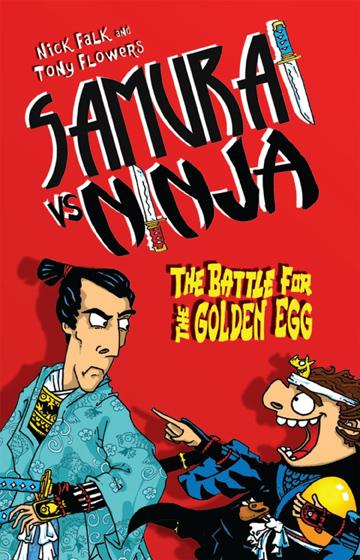 Samurai vs Ninja 1: The Battle for the Golden Egg