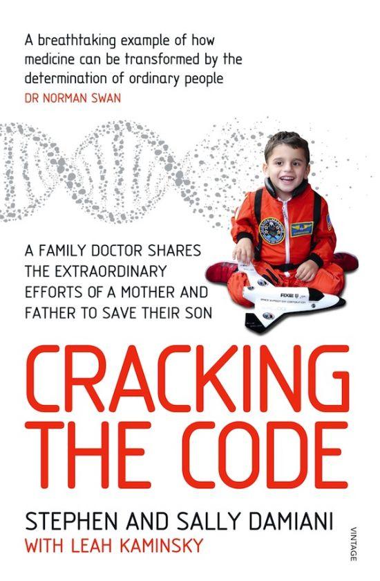 Family memoir 'Cracking the Code' optioned for film
