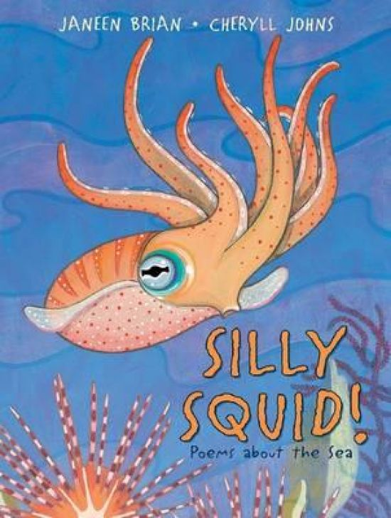 Silly Squid!