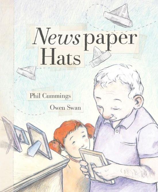 Newspaper Hats