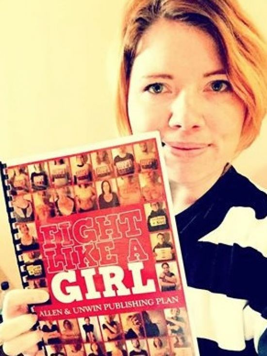 Clementine Ford anticipated journalistic memoir 'Fight Like a Girl' sold to Allen & Unwin