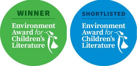 'Our Class Tiger' joint winner of the Environment Award for Kid's Lit: nonfiction