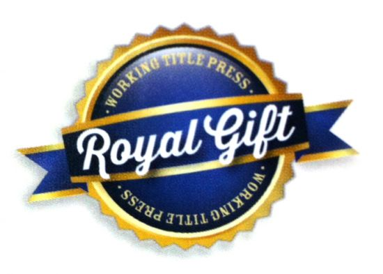 Royal Gift edition of Boom Bah! released by Working Title Press