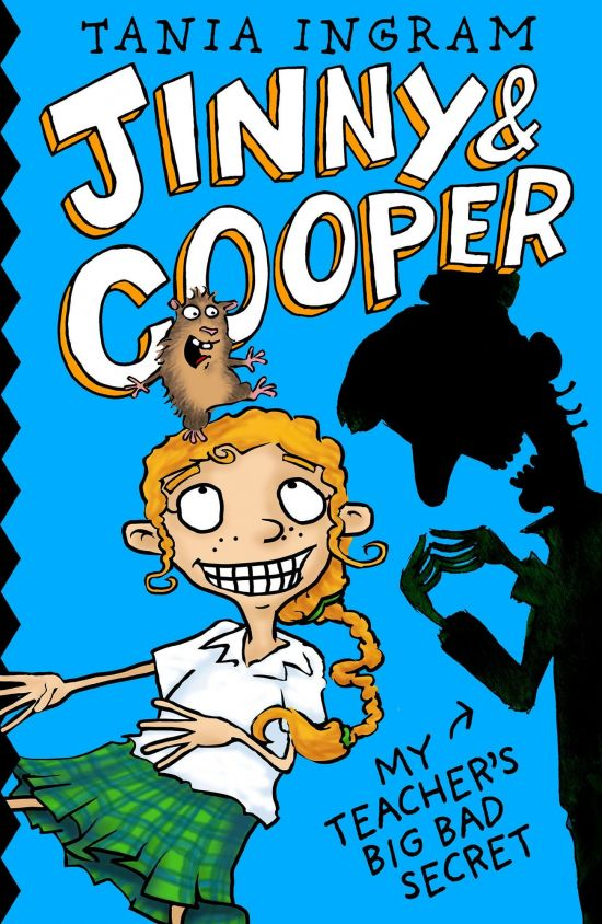 Jinny & Cooper: My Teacher's Big Bad Secret