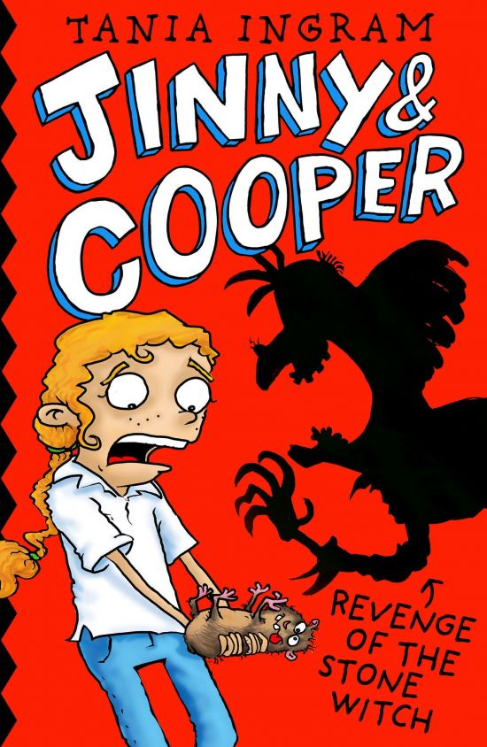 Jinny & Cooper: Revenge of the Stone Witch