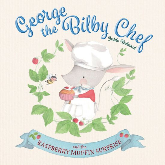 George the Bilby Chef