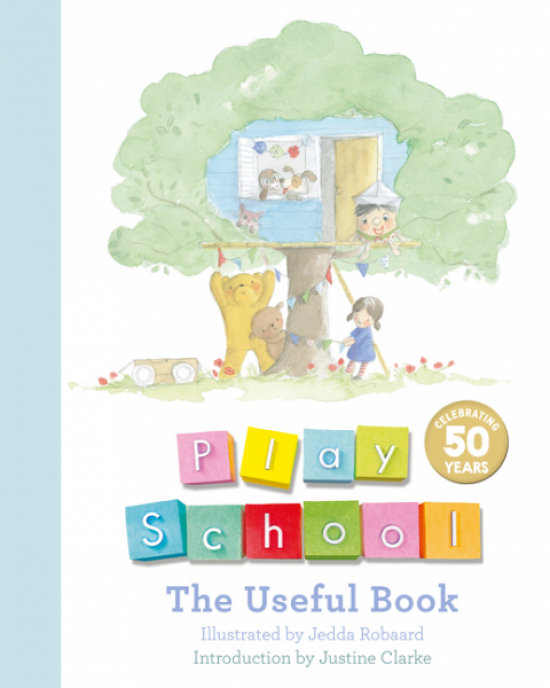 The Useful Book: 50th Anniversary Edition (Play School)