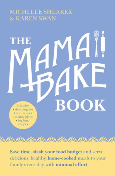 The MamaBake Book