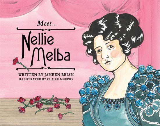 Meet… Nellie Melba