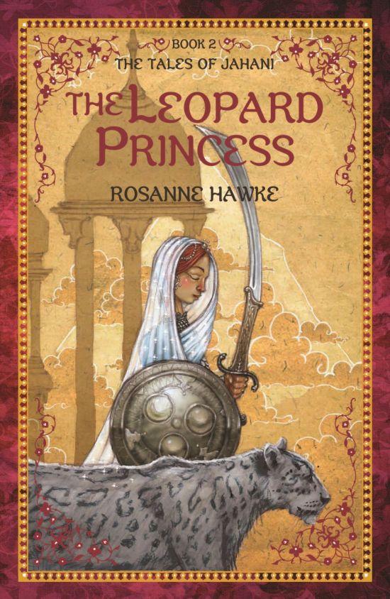 Tales of Jahani Book 2: The Leopard Princess
