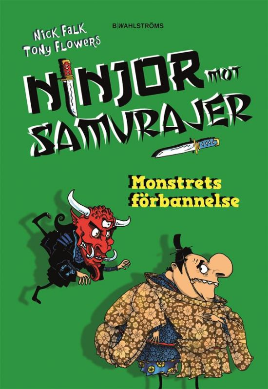 Samurai vs Ninja 4: Curse of the Oni- Ninjor Mot Samurajer: Monstrets förbannelse