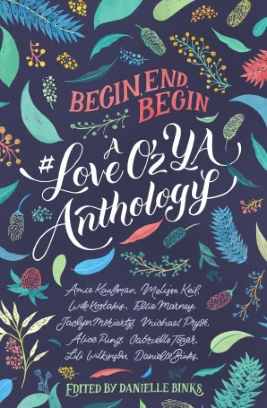 Four-star review for Begin, End, Begin: A #LoveOzYA Anthology