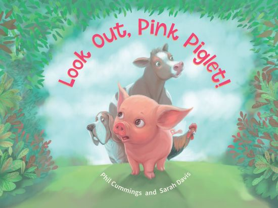Look Out, Pink Piglet!