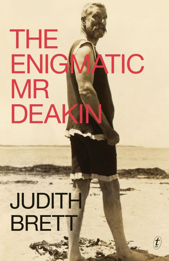'The Enigmatic Mr Deakin' shortlisted for National Biography Award!
