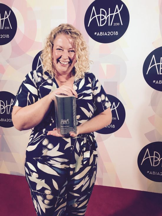 #LoveOzYA Anthology wins ABIA