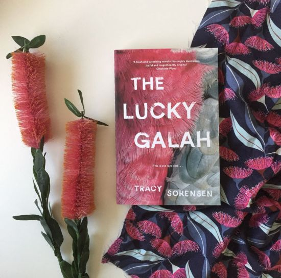 'The Lucky Galah' makes The Readings Prize for New Australian Fiction shortlist 2018