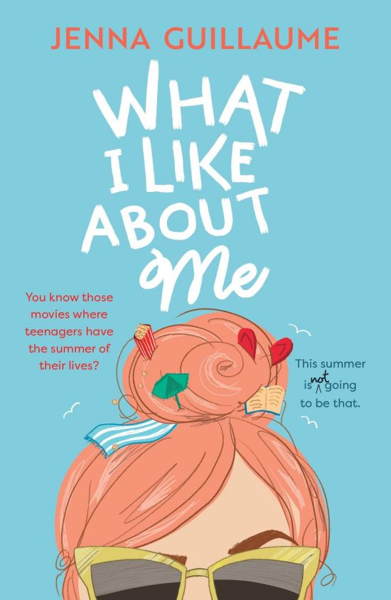 'What I Like About Me' by Jenna Guillaume
