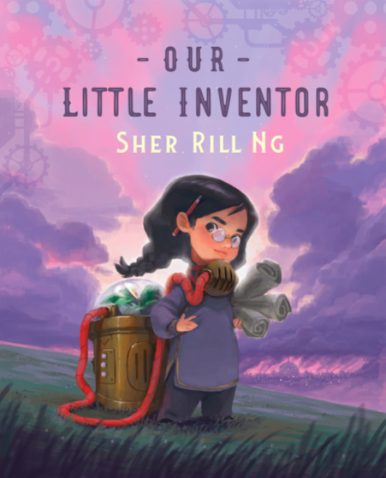 'Our Little Inventor' by Sher Rill Ng