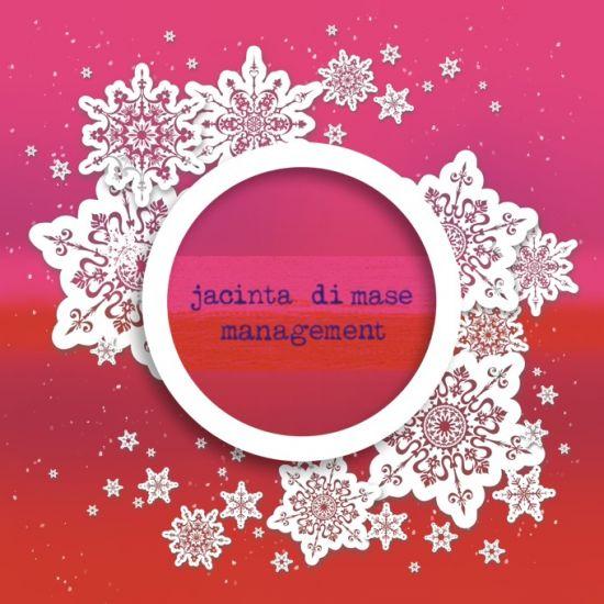 Jacinta di Mase end-of-year Newsletter!