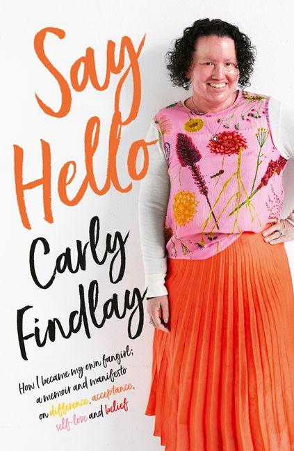 'Say Hello' by Carly Findlay