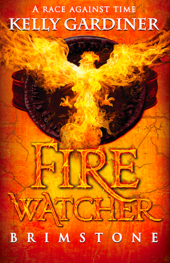 Brimstone 'The Fire Watcher Chronicles' #1