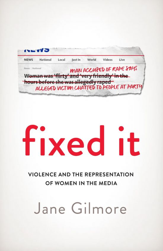 'Fixed It' by Jane Gilmore