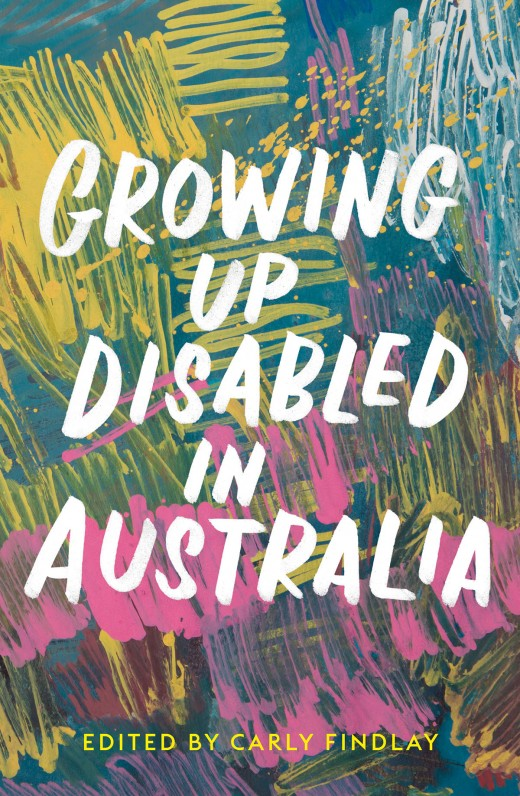 Growing up Disabled in Australia book cover