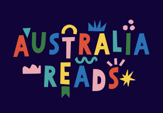 Australia Reads at Home!
