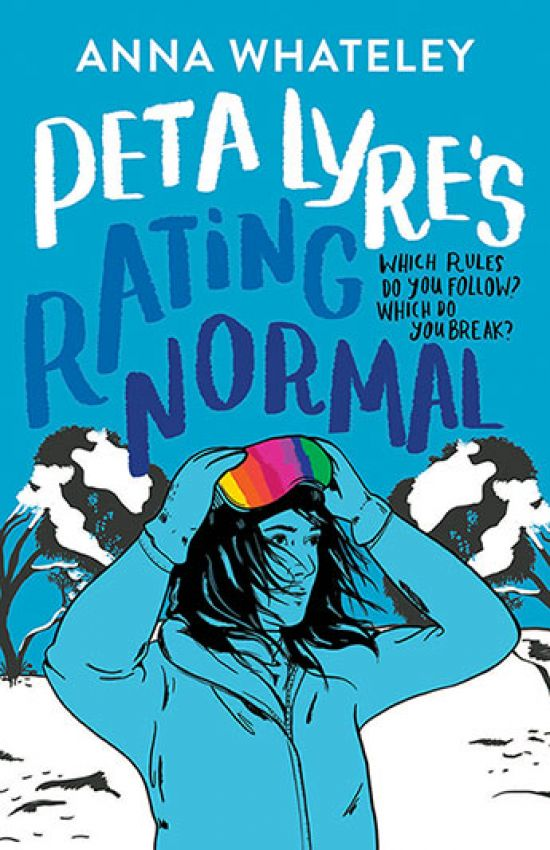 Peta Lyre's Rating Normal book cover