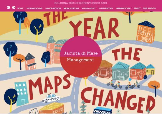 Jacinta di Mase - BOLOGNA 2020 CHILDREN'S BOOK FAIR
