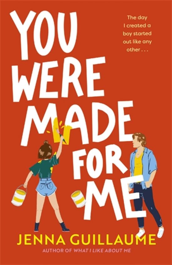 You were made for me book cover