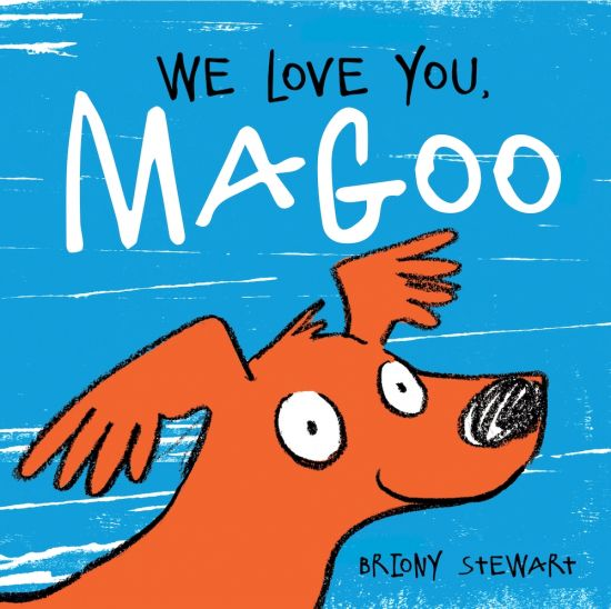 We Love You Magoo