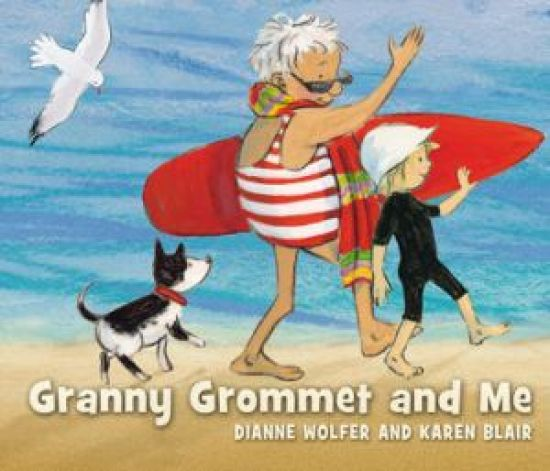 Blair GRANNY GROMMET AND ME PB