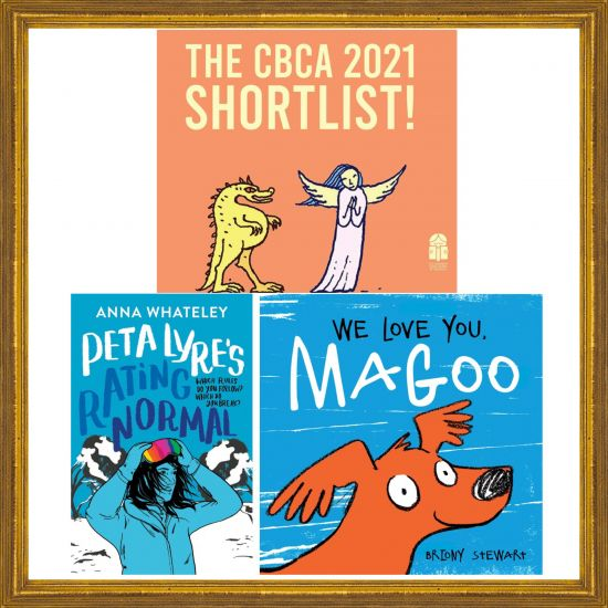 JdM authors Shortlisted in Children's Book Council of Australia Awards 2021!