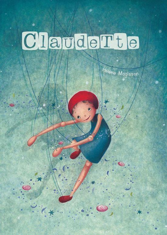 'Claudette' by Helene Magisson